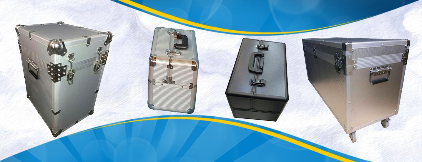 صندوق آلومینیومی