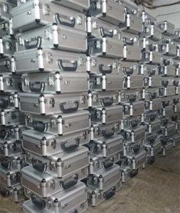 کیف آلومینیومی امدادونجات کد 18